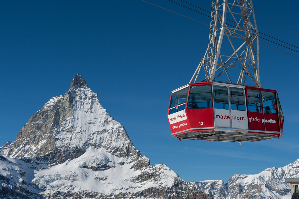 Ski Rack For Car >> Zermatt, the Tranquil Skiing Resort in Switzerland – Worldly Resort