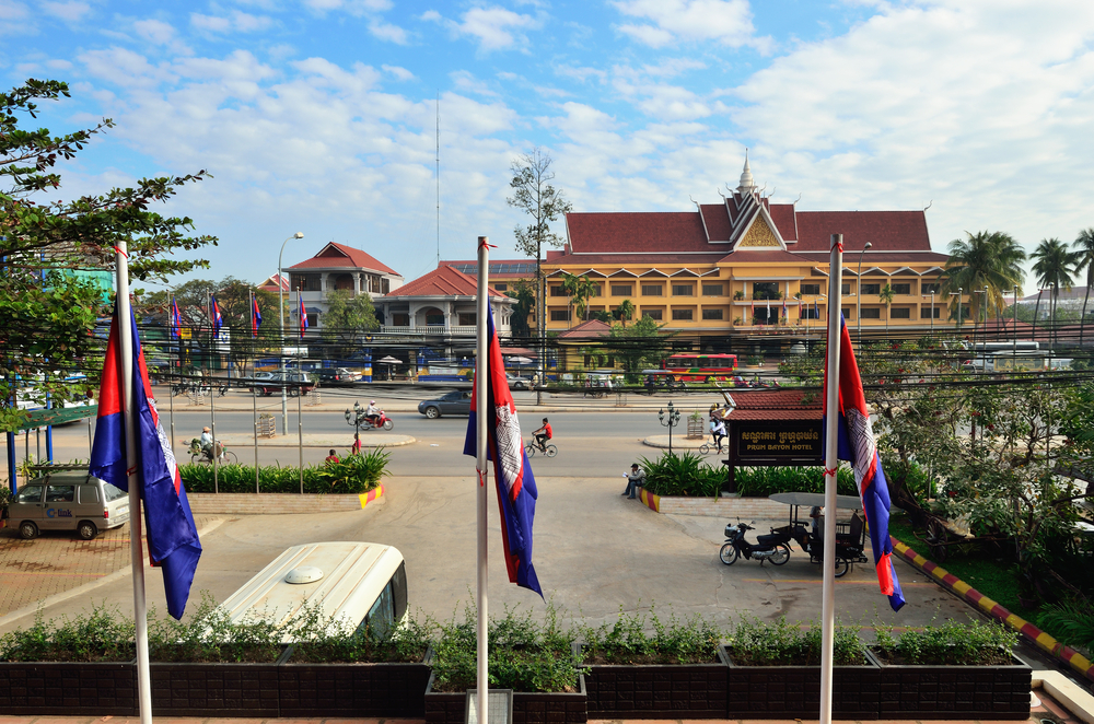 Siem Reap, Exploring the Ancient Heritage